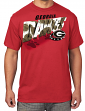 "Georgia Bulldogs NCAA Majestic ""Winning Mark"" Men's T-Shirt"