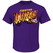 "LSU Tigers NCAA Majestic ""Winning Mark"" Men's T-Shirt"
