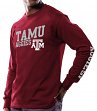 """Texas A&M Aggies NCAA Majestic """"Points Earned"""" Men's Long Sleeve T-Shirt"""