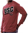 "South Carolina Gamecocks NCAA Majestic ""Points Earned"" Men's Long Sleeve T-Shirt"