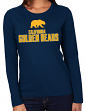 "California Golden Bears NCAA Majestic ""Momentous"" Women's Long Sleeve T-Shirt"