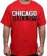 "Scottie Pippen Chicago Bulls Majestic NBA ""Custom"" Throwback Player T-Shirt"