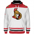 "Ottawa Senators Majestic NHL ""Double Minor"" Hooded Men's Sweatshirt - White"