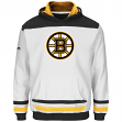 "Boston Bruins Youth Majestic NHL ""Lil' Double Minor"" Hooded Sweatshirt"