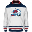 "Colorado Avalanche Youth Majestic NHL ""Lil' Double Minor"" Hooded Sweatshirt"