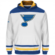 "St. Louis Blues Youth Majestic NHL ""Lil' Double Minor"" Hooded Sweatshirt"