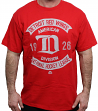 "Detroit Red Wings Majestic NHL ""Executed Play"" Men's Vintage T-Shirt"