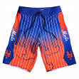 "New York Mets MLB ""Gradient"" Men's Boardshorts Swim Trunks"
