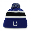 "Indianapolis Colts 47 Brand NFL ""Breakaway"" Cuffed Knit Hat - Blue"