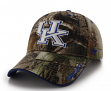 """Kentucky Wildcats 47 Brand NCAA """"Realtree Frost"""" Structured Hat - Camo"""