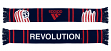 "New England Revolution Adidas MLS ""Performance"" Jacquard Team Scarf"