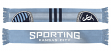 "Sporting Kansas City Adidas MLS ""Performance"" Sublimated Team Scarf"
