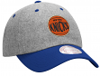 New York Knicks Mitchell & Ness NBA Throwback Wool Slouch Adjustable Hat