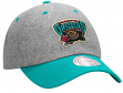 Vancouver Grizzlies Mitchell & Ness NBA Throwback Wool Slouch Adjustable Hat