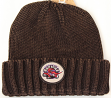 Toronto Raptors Mitchell & Ness NBA Hardwood Classics Ribbed Cuff Knit Hat