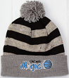 "Orlando Magic Mitchell & Ness NBA ""Speckled Crown"" Cuffed Knit Hat w/ Pom"
