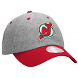 New Jersey Devils Mitchell & Ness NHL Vintage Wool Slouch Adjustable Hat