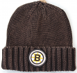 Boston Bruins Mitchell & Ness NHL Vintage Ribbed Cuff Knit Hat