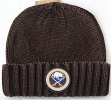 Buffalo Sabres Mitchell & Ness NHL Vintage Ribbed Cuff Knit Hat