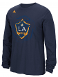 "Los Angeles Galaxy Adidas MLS ""Prime Time II"" Long Sleeve T-Shirt"
