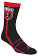 "DC United Adidas MLS ""Stripe & Logo"" Jacquard Men's Socks"