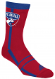 "FC Dallas Adidas MLS ""Stripe & Logo"" Jacquard Men's Socks"