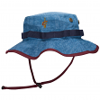 "Cleveland Cavaliers Mitchell & Ness NBA ""Denim Boonie"" Bucket Hat"