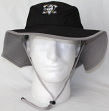 "Anaheim Ducks Mitchell & Ness NHL Vintage ""Boonie"" Bucket Hat"