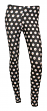 "Pittsburgh Steelers Women's NFL ""Comeback"" Spandex Knit Leggings"