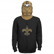 "New Orleans Saints Youth NFL ""Helmet"" Full Zip Sweatshirt"