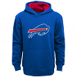 "Buffalo Bills Youth NFL ""Primary"" Pullover Hooded Sweatshirt"