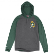 "Green Bay Packers Mitchell & Ness NFL ""Home Stretch"" Long Sleeve Hooded Shirt"