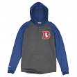 "Denver Broncos Mitchell & Ness NFL ""Home Stretch"" Long Sleeve Hooded Shirt"