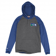 "Seattle Seahawks Mitchell & Ness NFL ""Home Stretch"" Long Sleeve Hooded Shirt"