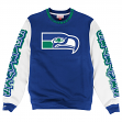 "Seattle Seahawks Mitchell & Ness NFL ""Excessive"" Premium Crew Sweatshirt"