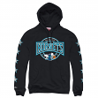 "Charlotte Hornets Mitchell & Ness NBA ""To The Wire"" Pullover Hooded Sweatshirt"