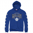 "Toronto Maple Leafs Mitchell & Ness NHL ""To The Wire"" Pullover Hooded Sweatshirt"