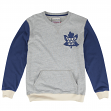 "Toronto Maple Leafs Mitchell & Ness NHL ""Team to Beat"" Premium Crew Sweatshirt"