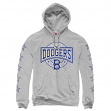"""Brooklyn Dodgers Mitchell & Ness MLB """"To The Wire"""" Pullover Hooded Sweatshirt"""