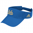 UCLA Bruins Adidas NCAA Basic Logo Adjustable Visor - Blue