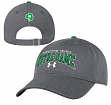 Notre Dame Fighting Irish Under Armour NCAA Structured Adjustable Hat - Gray