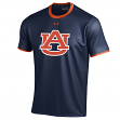 "Auburn Tigers Under Armour NCAA ""Huddle Up"" Performance Sideline S/S Shirt"