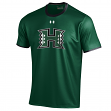 "Hawaii Warriors Under Armour NCAA ""Huddle Up"" Performance Sideline S/S Shirt"