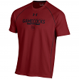 "South Carolina Gamecocks Under Armour NCAA ""Curl Route"" Performance S/S Shirt"