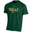 "South Florida Bulls Under Armour NCAA ""Curl Route"" Performance S/S Shirt"