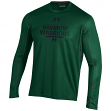 "Hawaii Warriors Under Armour NCAA ""Post Route"" Performance L/S Shirt"