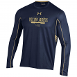 "Georgia Tech Yellowjackets Under Armour NCAA ""Post Route"" Performance L/S Shirt"