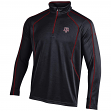 "Texas A&M Aggies Under Armour NCAA ""Deep Pass"" 1/4 Zip Pullover Shirt"