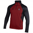 "South Carolina Gamecocks Under Armour NCAA ""Deep"" 1/4 Zip Performance Sweatshirt"