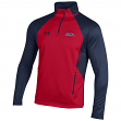 "Mississippi Ole Miss Rebels Under Armour ""Deep"" 1/4 Zip Performance Sweatshirt"